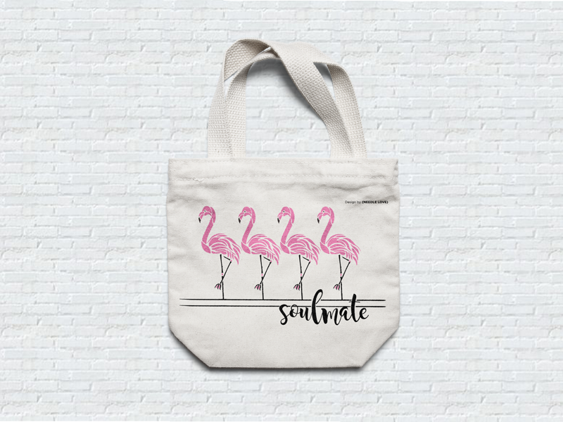 FLAMINGO BALLETT Plotterdatei zum Download