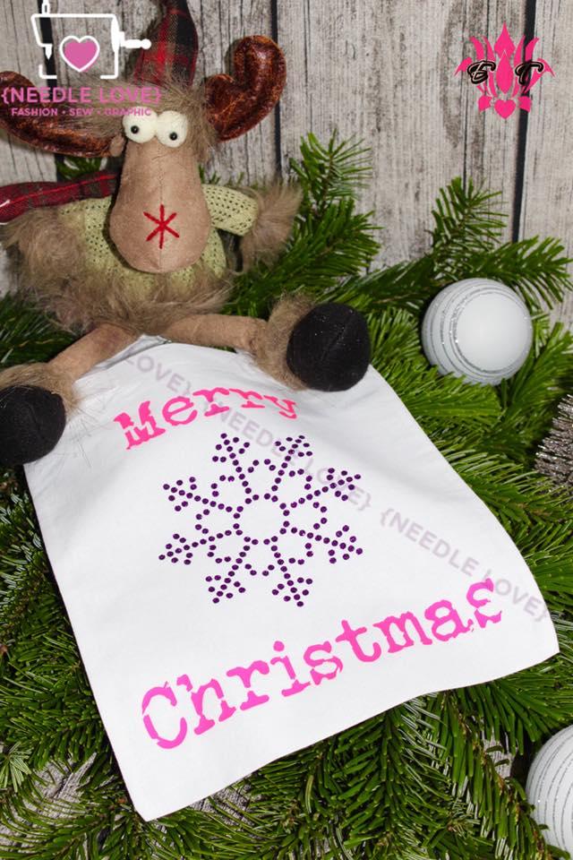MERRY CHRISTMAS Plotterdatei zum Download