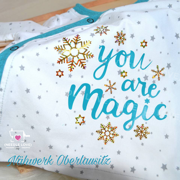 YOU ARE MAGIC Plotterdatei zum Download