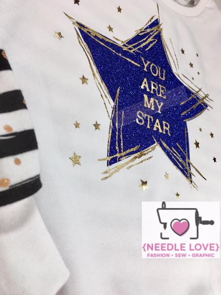 YOU ARE MY STAR Plotterdatei zum Download