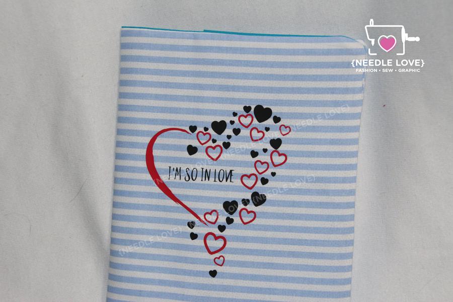 LOVE HEART Plotterdatei zum Download