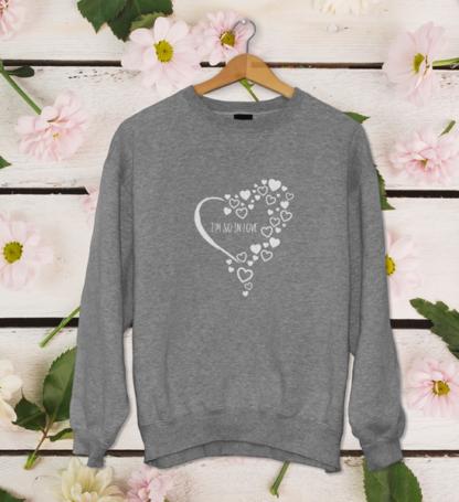 Bügelmotiv LOVE HEART